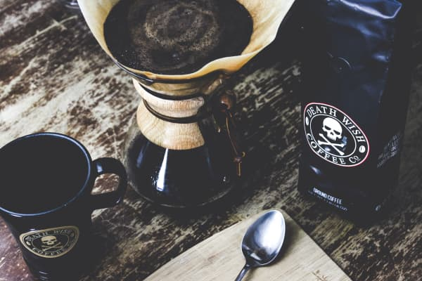 Death Wish Coffee Products